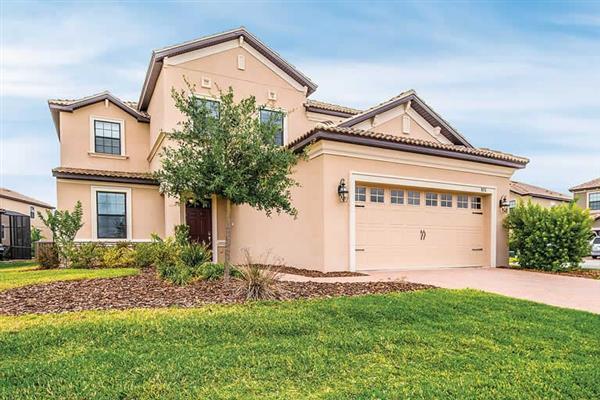 Villa Wedge Drive in Florida