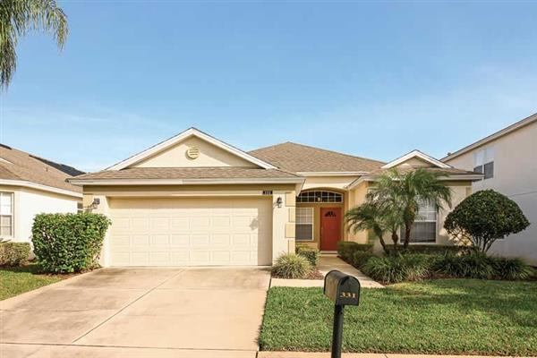 Villa Westhaven Executive IV, Westhaven, Orlando - Florida With Swimming Pool