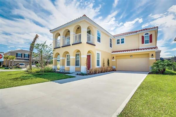 Villa Whispering Pines in Florida