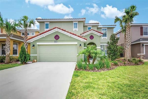 Villa Whistling Straits in Solterra Resort, Florida