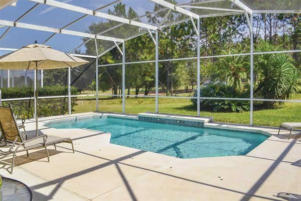 Villa White Bear, Highlands Reserve, Orlando - Florida With Swimming Pool