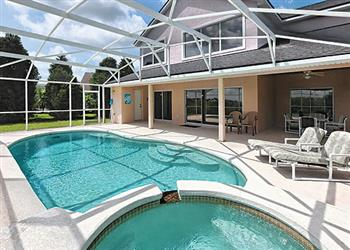 Villa Windsor Executive, Westhaven, Disney Area and Kissimmee, Orlando - Florida With Swimming Pool