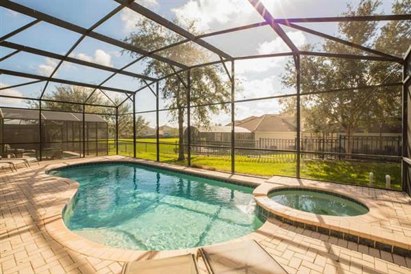 Villa Windsor Hills 6 Bed Ocean in Windsor Hills Resort, Orlando - Florida