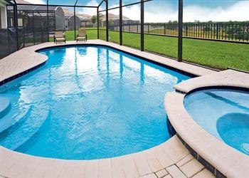 Villa Windsor Hills Executive Plus IV, Windsor Hills Resort, Disney Area and Kissimmee, Orlando - Florida With Swimming Pool