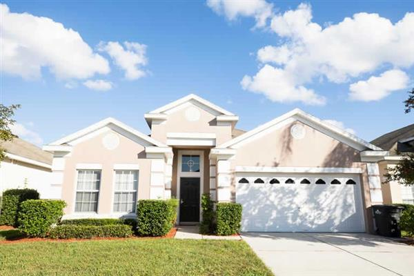 Villa Windsor Palms 4 Bed Ocean in Windsor Palms, Orlando - Florida