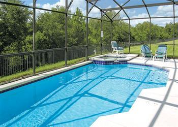Villa Windsor Palms Executive V, Windsor Palms, Disney Area and Kissimmee, Orlando - Florida With Swimming Pool