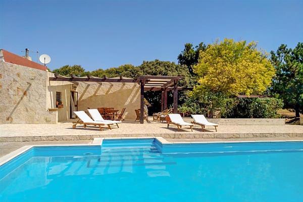 Villa Wysteria in Sardinia