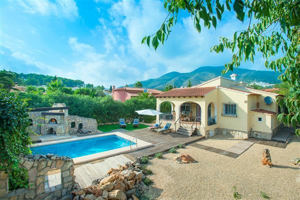Villa Xalo in Alicante