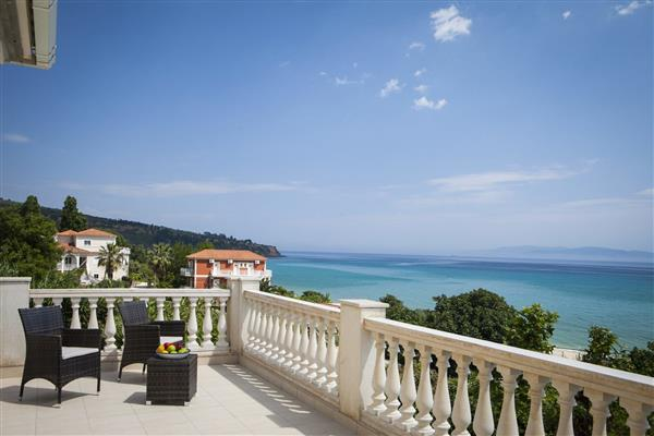 Villa Xanthy in Ionian Islands