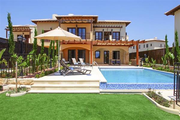 Villa Xenia, Aphrodite Hills, Cyprus