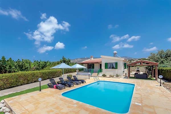 Villa Xenia in Cyprus