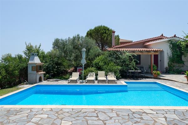 Villa Xenia in Ionian Islands