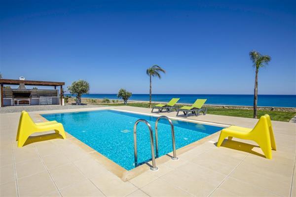 Villa Xenon in Southern Aegean
