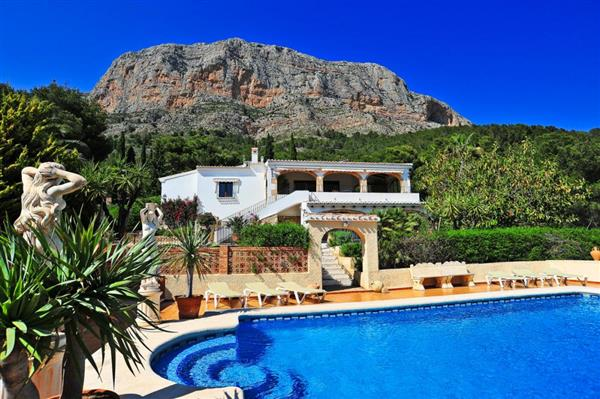 Villa Xose in Alicante