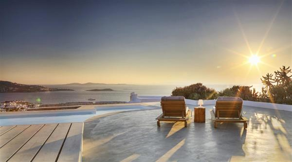 Villa Yama in Southern Aegean