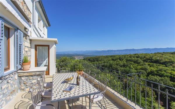 Villa Yana in Općina Dobrinj