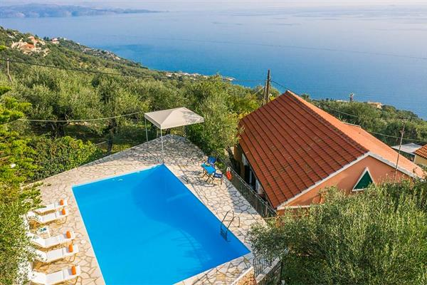 Villa Yannakis in Corfu