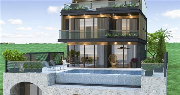 Villa Yaprak in Kaş
