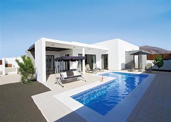 Villa Yasmina in Lanzarote