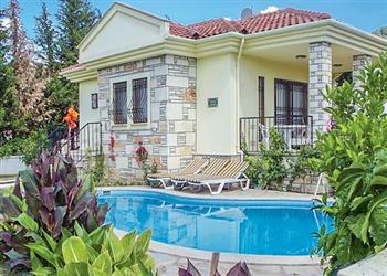 Villa Yildiz in Turkey