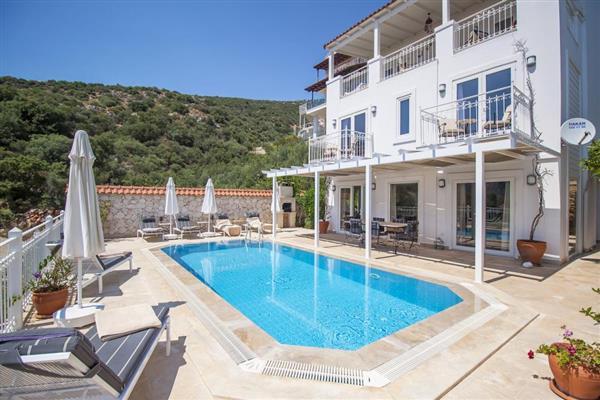 Villa Yildiz in Kaş