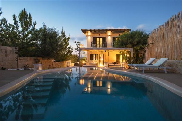 Villa Ying in Crete