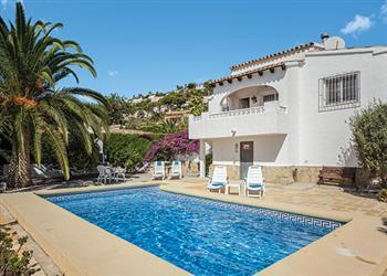 Villa Yojo in Spain