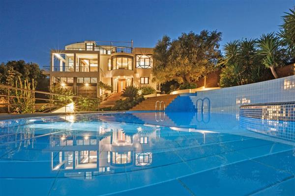 Villa Zaimis in Crete