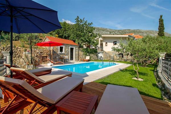 Villa Zaklina in Općina Split