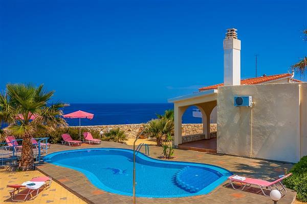 Villa Zantre in Crete