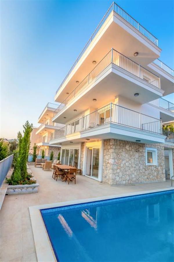 Villa Zehra in Kaş