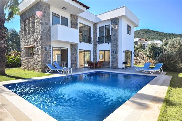 Villa Zehra in Turkey