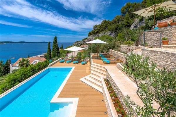 Villa Zeleno, Croatia