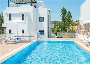 Villa Zephyros in Rhodes