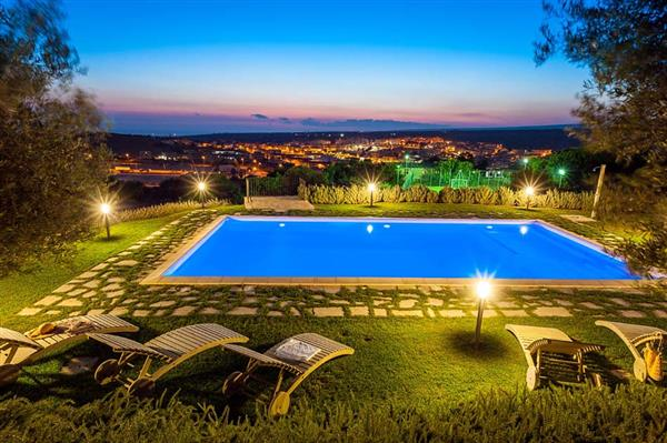 Villa Zeta in Provincia di Ragusa