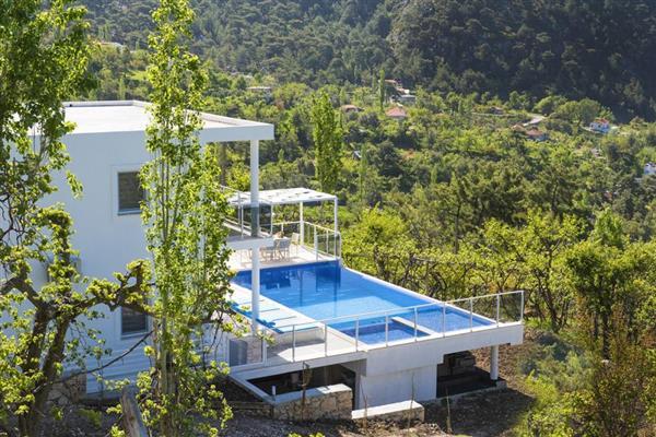 Villa Zeybek, Turkey