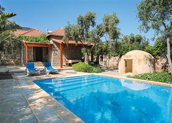 Villa Zeytin in Turkey