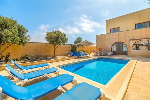 Villa Zgugina in Gozo