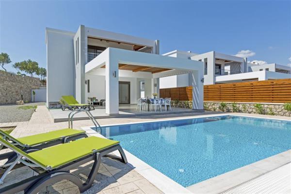 Villa Zinc in Southern Aegean