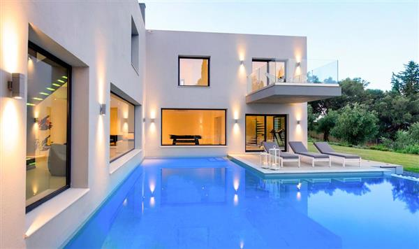 Villa Zoe in Ionian Islands