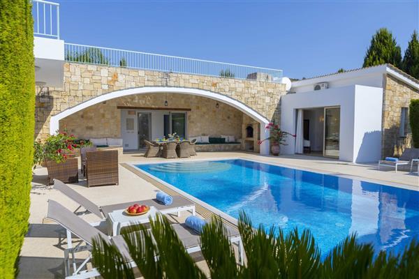 Villa Zoe, Polis, Paphos With Swimming Pool