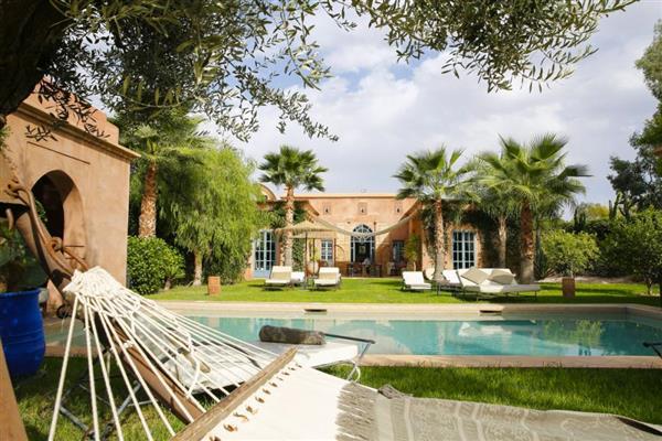 Villa Zohra in Marrakech
