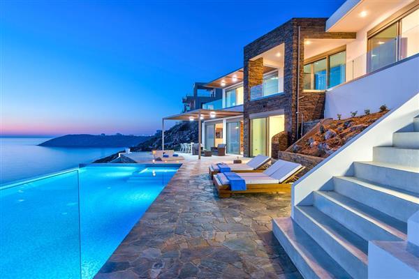 Villa Zorba in Crete