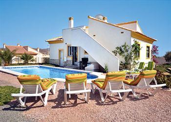 Villa de Quenby in Spain
