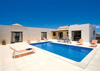 Villa de Suenos in Fuerteventura