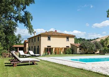 Villa del Borgo in Italy