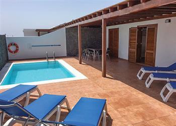 Villa del Sur in Lanzarote