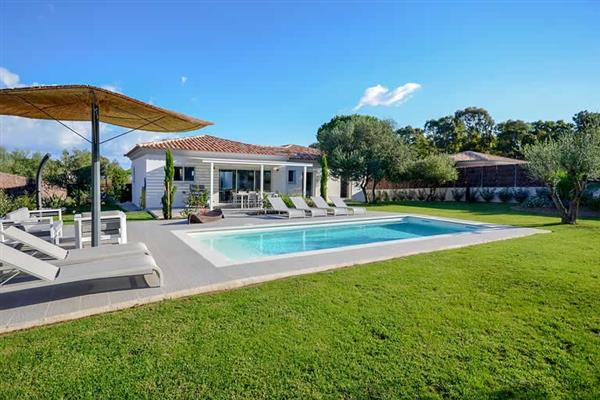 Villa di Calvi Sunday in Corsica
