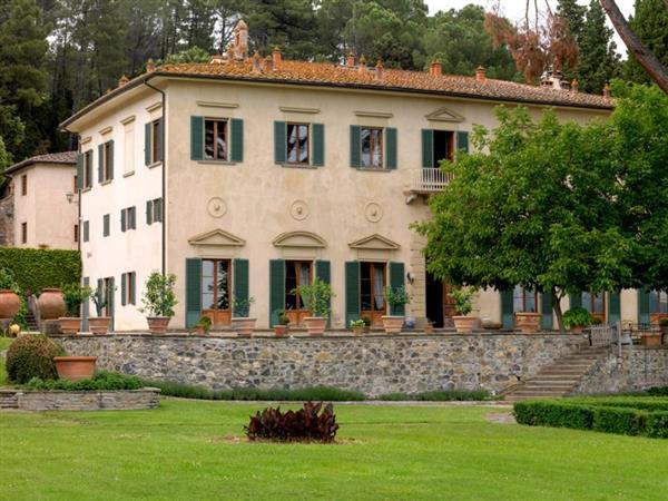 Villa di Cappello in Città Metropolitana di Firenze