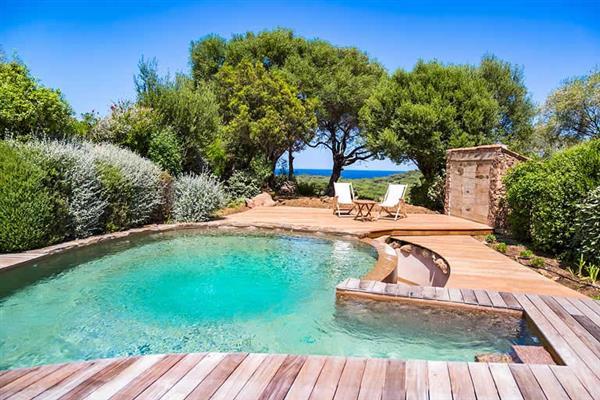 Villa di Palombaggia in Corsica